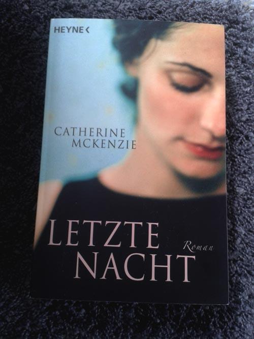 Cathrine Mckenzie-Letzte Nacht