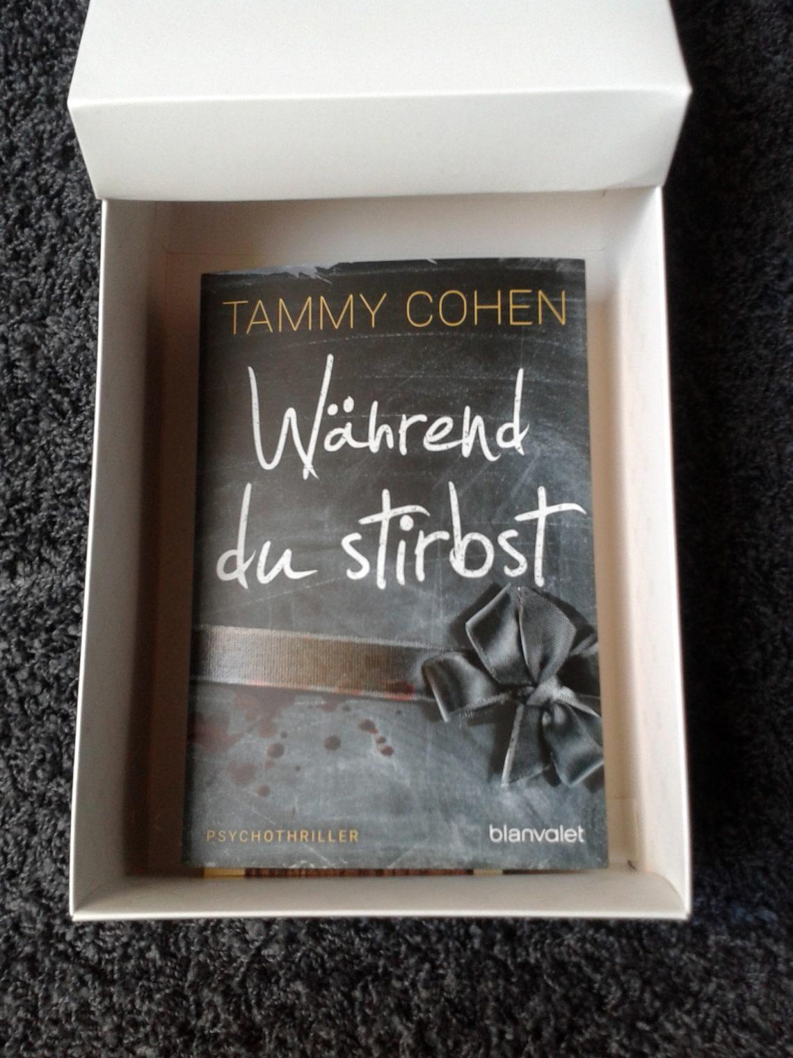 Ausgefallener Psychothriller Tammy Cohen
