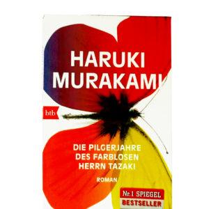 Anspruchsvoller Roman von Murakami