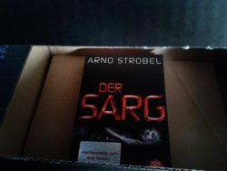Thriller bücher reihe deutscher autor Arno Strobel