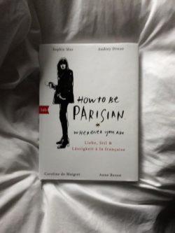 Roman über Paris