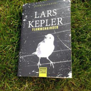 thriller empfehlung buch thrillerreihe lars kepler