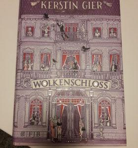 Jugendbuch Wolkenschloss von Kerstin Gier Bücher für Mädchen ab 14