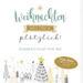 Cover Weihnachten kommt immer so plötzlich basteltipps für weihnachten bastelanleitungen buch empfehlungen bastelbuch weihnachtszeit