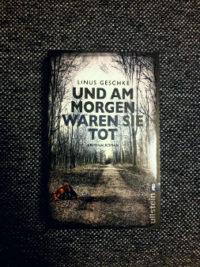 Cover linus geschke buch krimi mit Handlungsort Eifel Regiokrimi aktuell empfehlung