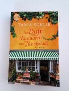 cover der durft von rosmarin und schokolade buchempfehlung lieblingsbuch leichte lektüre wunderschönes buch kochen essen buch für genießer