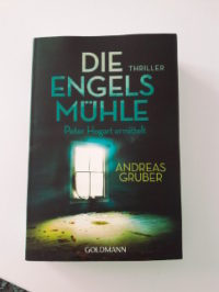 Buchcover Die Engelsmühle buchempfehlung krimi aktuell