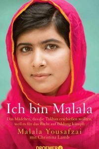 Autobiografie von Malala Yousafzai Nobelpreisträgerin
