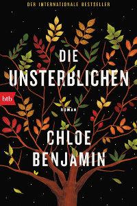 Roman Die Unsterblichen Buchempfehlungen für Frauen ab 30